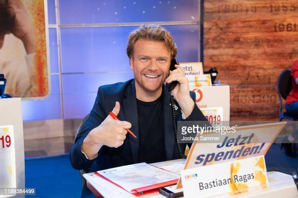 Bastiaan Ragas during the 24th RTL Telethon on November 22 2019 in Huerth Germany
