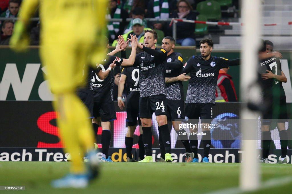 SV Werder Bremen v FC Schalke 04 - Bundesliga : News Photo