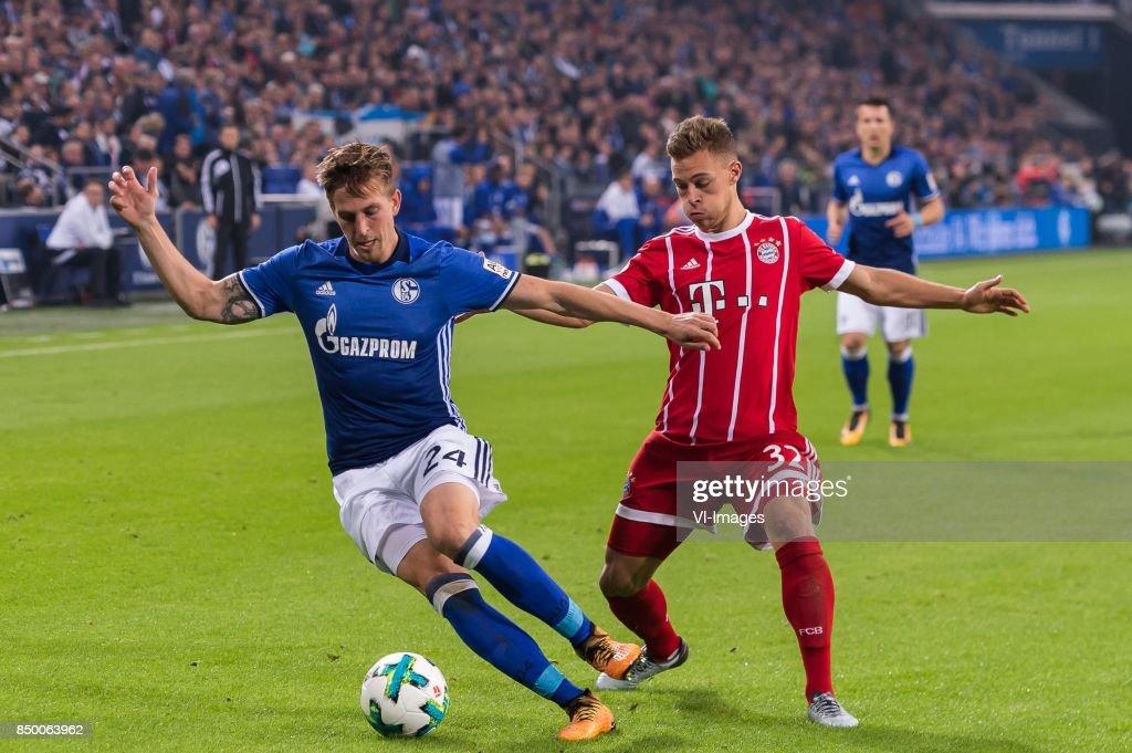 Bundesliga'Schalke 04 v Bayern Munich' : News Photo