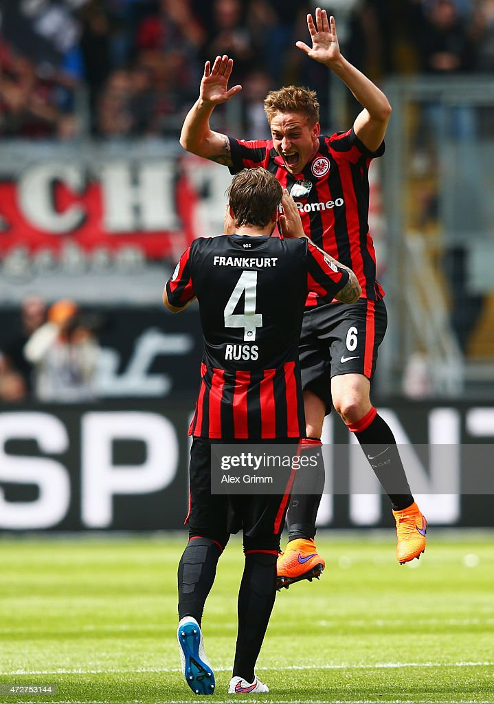 Eintracht Frankfurt v 1899 Hoffenheim - Bundesliga : News Photo