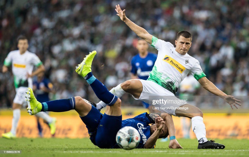 Borussia Mönchengladbach v FC Schalke 04 - Bundesliga for DFL : News Photo