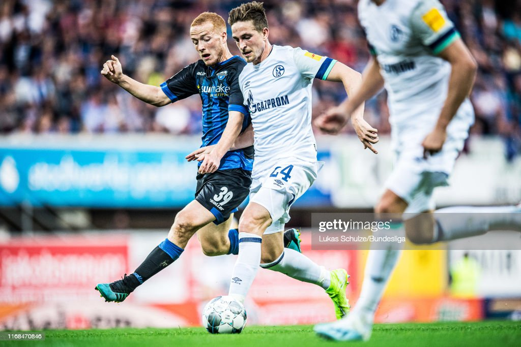 SC Paderborn 07 v FC Schalke 04 - Bundesliga for DFL : News Photo