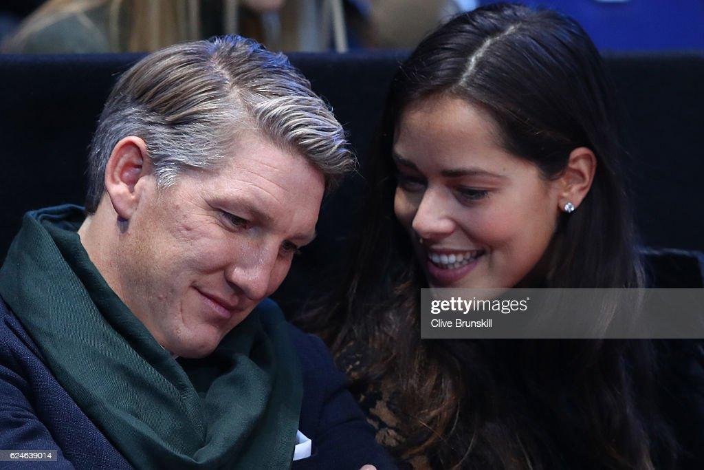 Day Eight - Barclays ATP World Tour Finals : ニュース写真