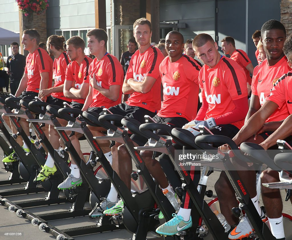 Manchester United US Tour - Training Session - Day 3