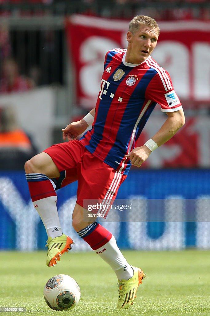 Bastian SCHWEINSTEIGER FC Bayern München deutsche Fussball