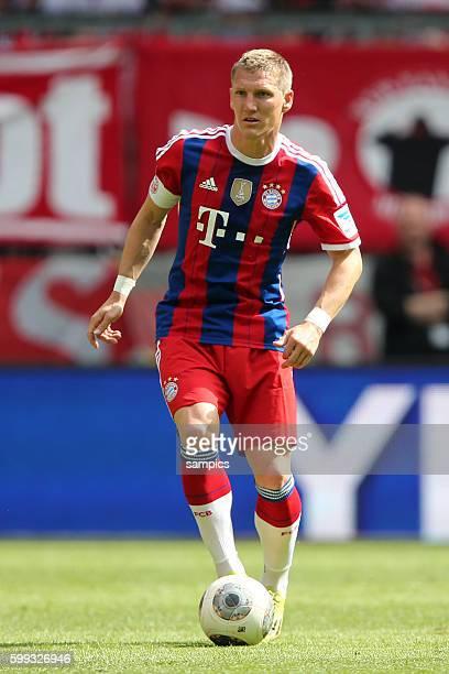 Bastian SCHWEINSTEIGER FC Bayern München deutsche Fussball Meisterschaft des FC Bayern München 1 Bundesliga Fussball FC Bayern München - VfB...