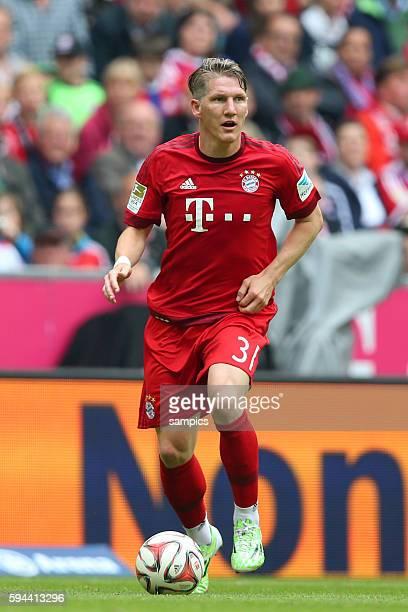 Bastian SCHWEINSTEIGER FC Bayern München FC Bayern München Mainz 05 1 Fussball Bundesliga Saison 2014 / 2015
