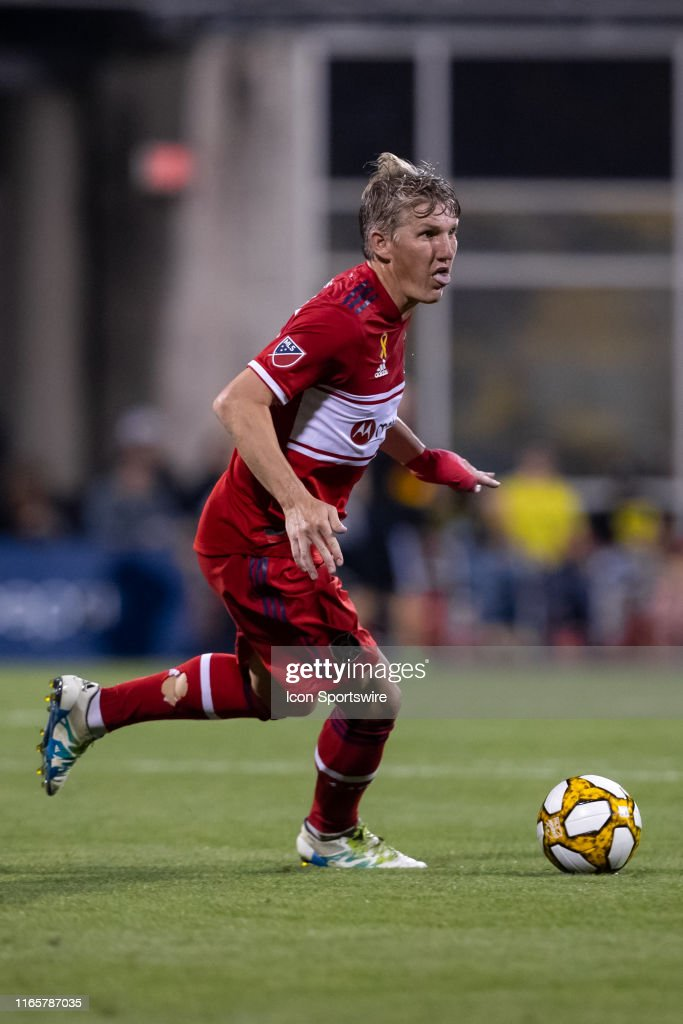 SOCCER: AUG 31 MLS - Chicago Fire at Columbus Crew SC : News Photo