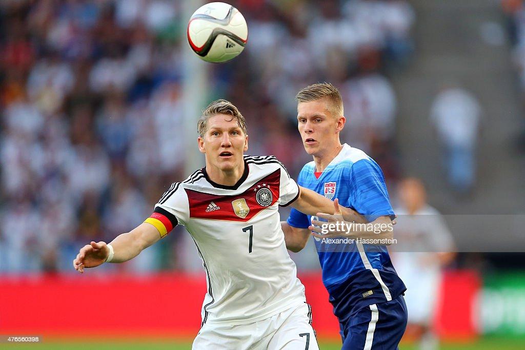 Germany v USA - International Friendly : Nachrichtenfoto