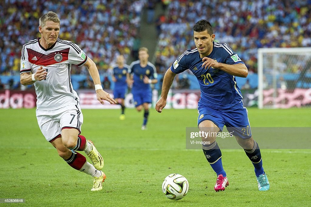 FIFA World Cup final - 'Germany v Argentina' : News Photo