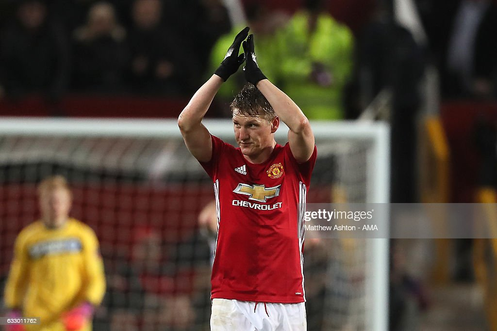 Manchester United v Wigan Athletic - The Emirates FA Cup Fourth Round : News Photo