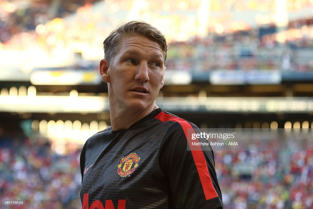 International Champions Cup 2015 - Club America v Manchester United : News Photo