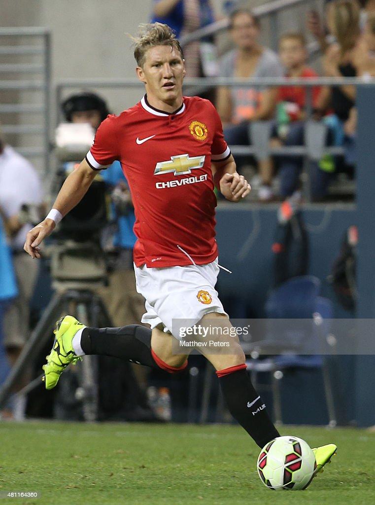 International Champions Cup 2015 - Club America v Manchester United : News Photo