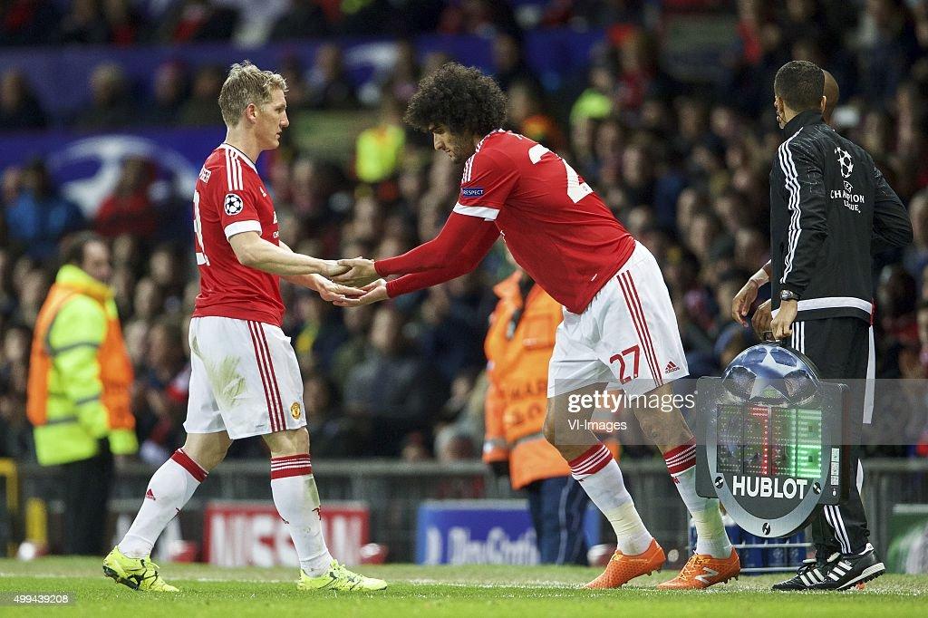 """Champions Laegue - """"Manchester United v PSV Eindhoven"""" : News Photo"""