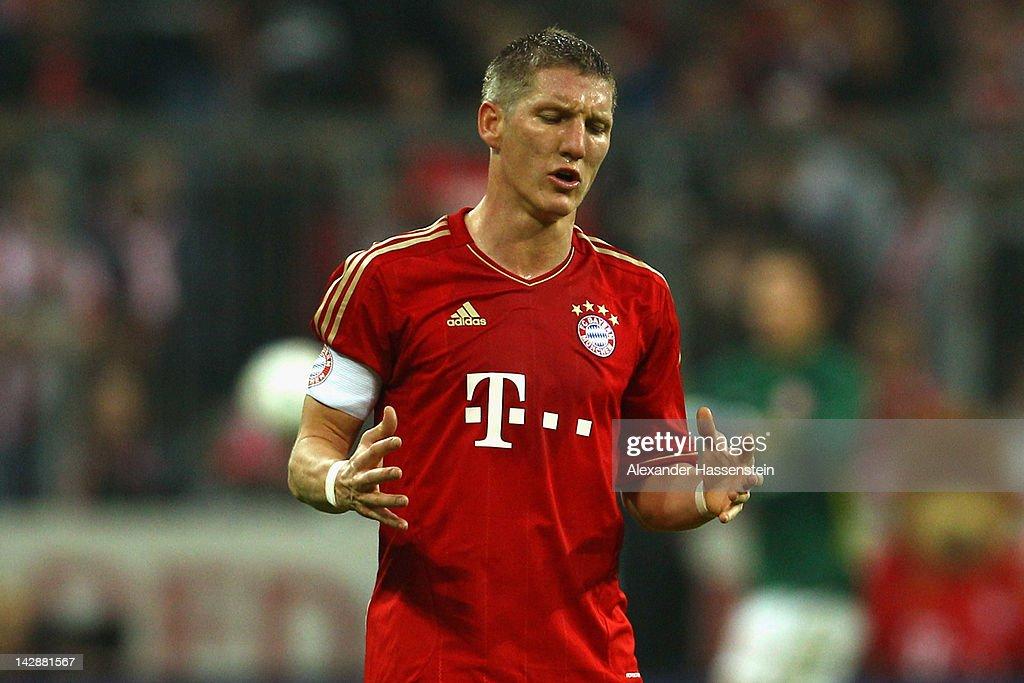FC Bayern Muenchen v FSV Mainz 05  - Bundesliga : News Photo