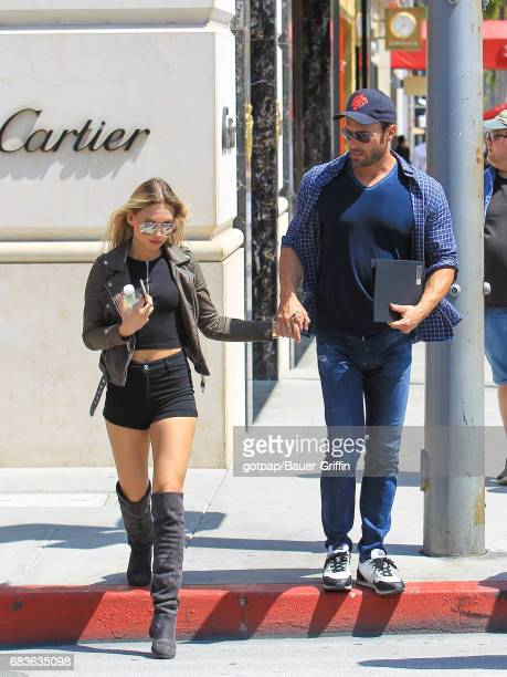 Bastian Yotta and Maria Yotta are seen on May 15 2017 in Los Angeles California