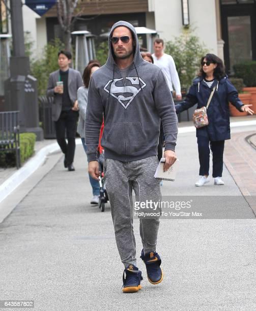 Bastian Yotta is seen on February 21 2017 in Los Angeles CA
