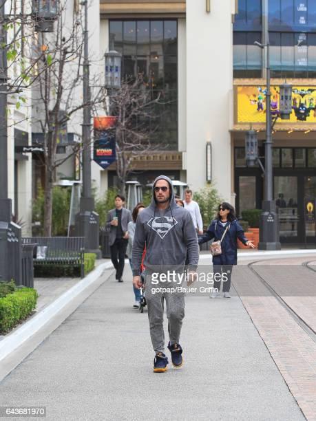 Bastian Yotta is seen on February 21 2017 in Los Angeles California