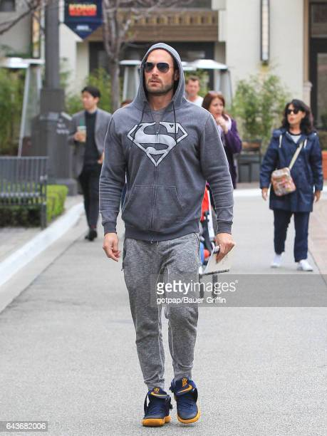 Bastian Yotta is seen on February 21 2017 in Los Angeles California