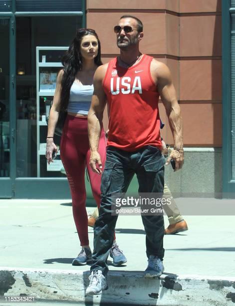 Bastian Yotta is seen on July 02 2019 in Los Angeles California