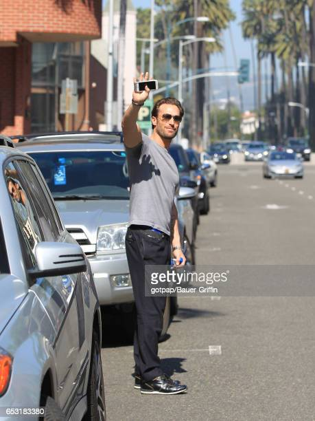 Bastian Yotta is seen on March 13 2017 in Los Angeles California