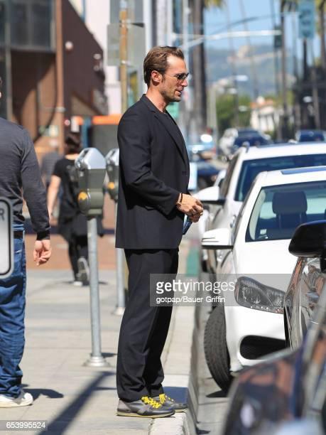 Bastian Yotta is seen on March 15 2017 in Los Angeles California