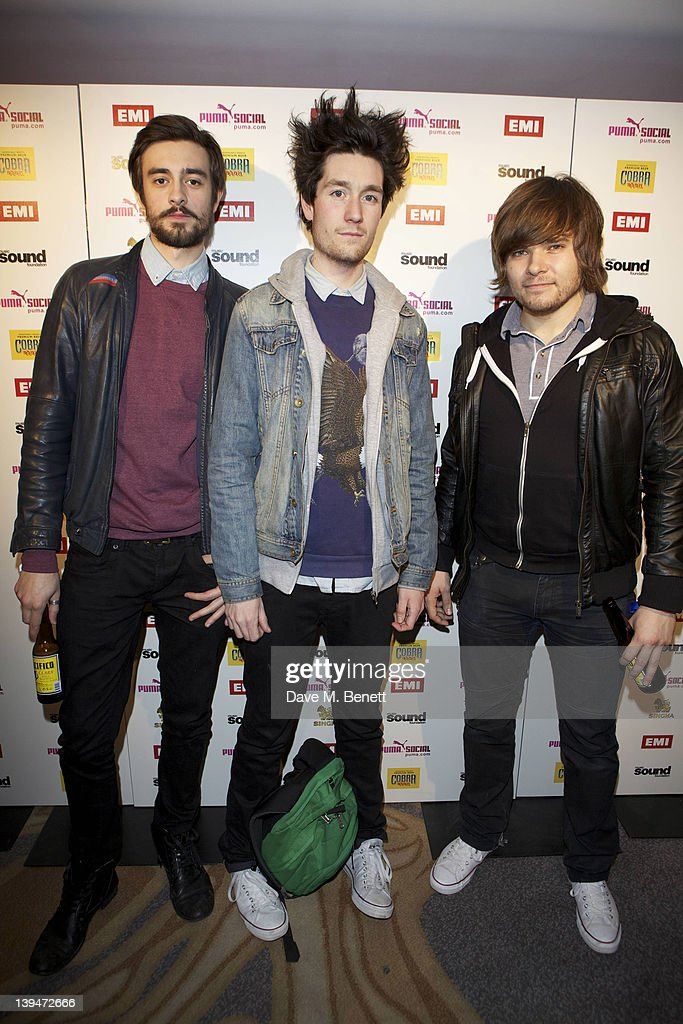 The BRIT Awards 2012 - EMI Aftershow Party : News Photo