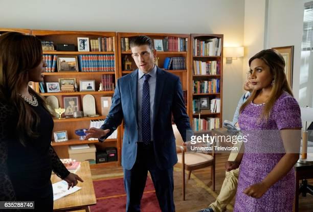 PROJECT 'Bat Mitzvah' Episode 509 Pictured Bryan Greenberg as Ben Mindy Kaling as Mindy Lahiri