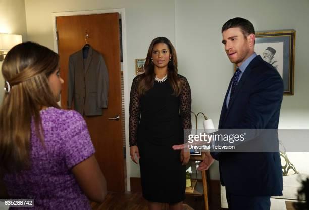 PROJECT 'Bat Mitzvah' Episode 509 Pictured Mindy Kaling as Mindy Lahiri Kimrie LewisDavis as Patricia Bryan Greenberg as Ben