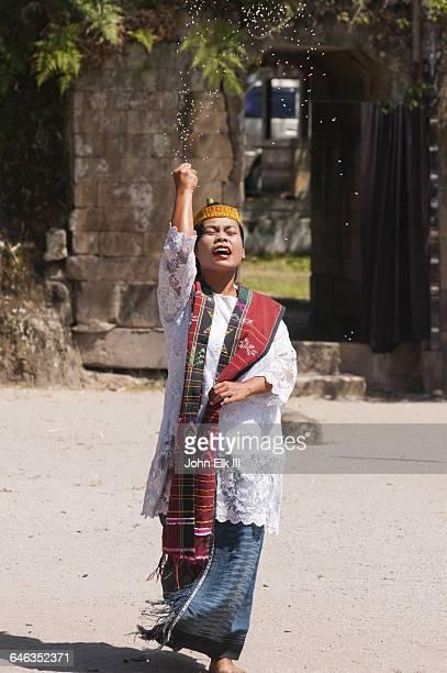 Batak dance performance