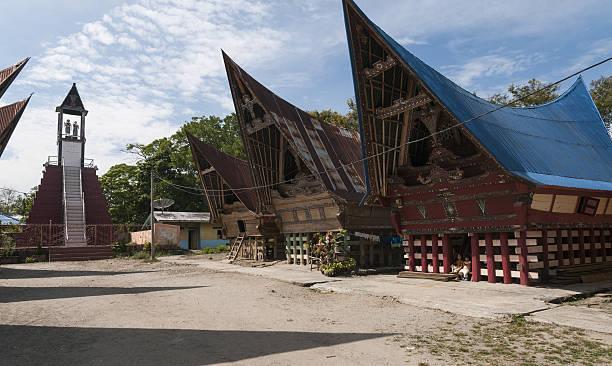 Batak style architecture