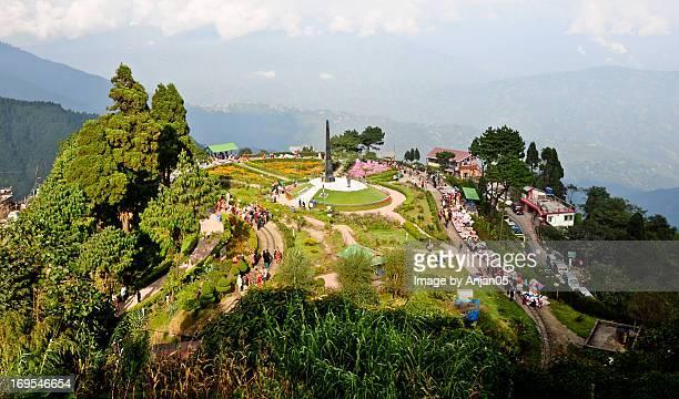 Batasia Loop, Darjeelig, India