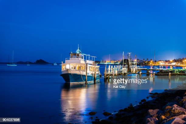 bateman's bay boat - bay of water stock pictures, royalty-free photos & images