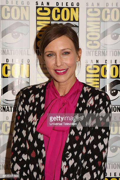 DIEGO 2016 'Bates Motel' Red Carpet Pictured Vera Farmiga Friday July 22 from the Hilton Bayfront San Diego Calif