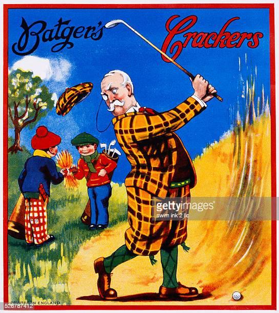 Batger's Crackers Poster