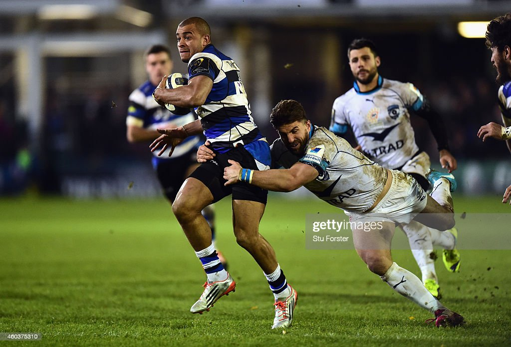 Bath Rugby v Montpellier - European Rugby Champions Cup : News Photo
