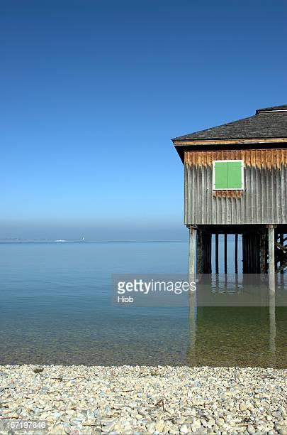 bath house - bregenz stockfoto's en -beelden