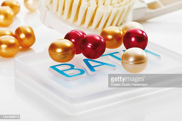 Bath pearls
