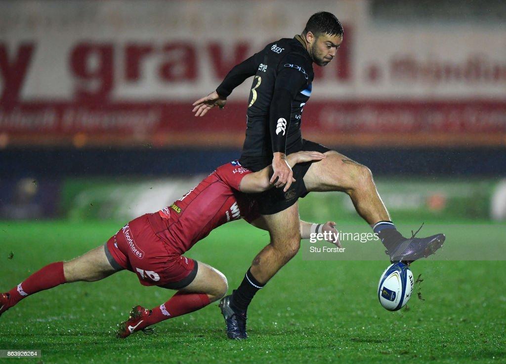 Scarlets v Bath Rugby -  Champions Cup