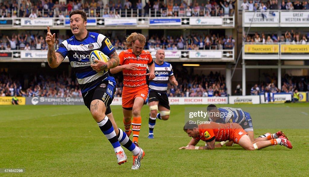 Bath Rugby v Leicester Tigers - Aviva Premiership Semi Final