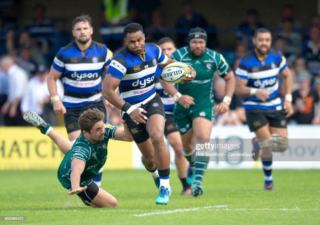 Bath Rugby v London Irish - Aviva Premiership : News Photo