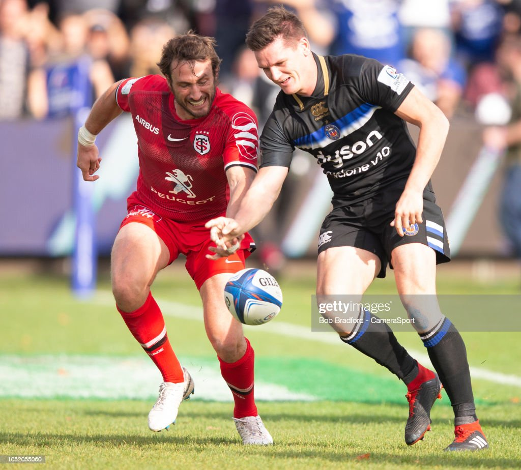 Bath Rugby v Toulouse - Heineken Champions Cup : News Photo