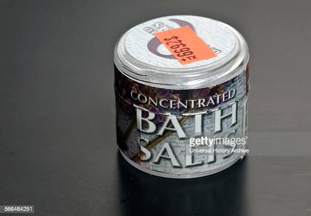 Bath Salts are a psychoactive designer drug of abuse that have caused dangerous intoxication