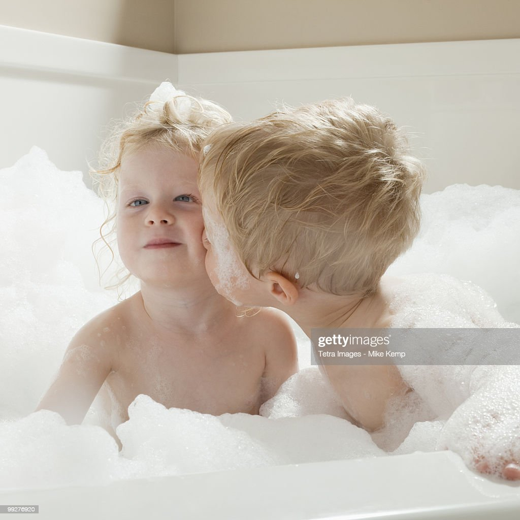 Bath Time Stock Photo   Getty Images