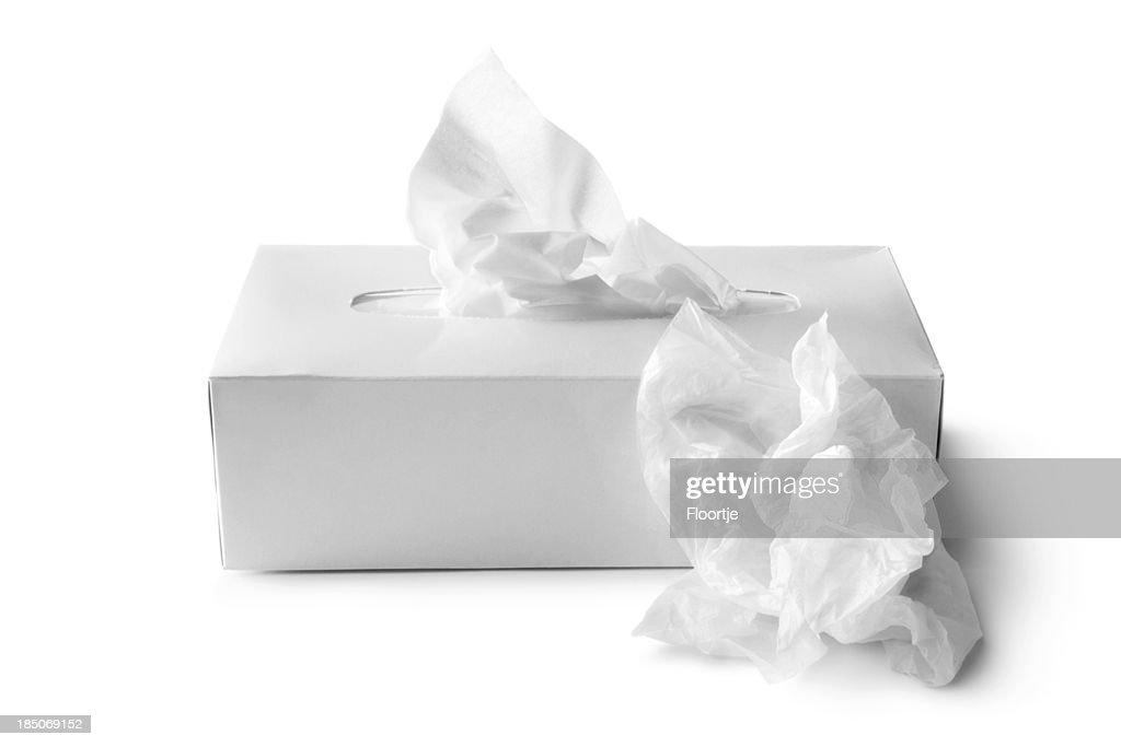 Bath: Tissues : Stock Photo