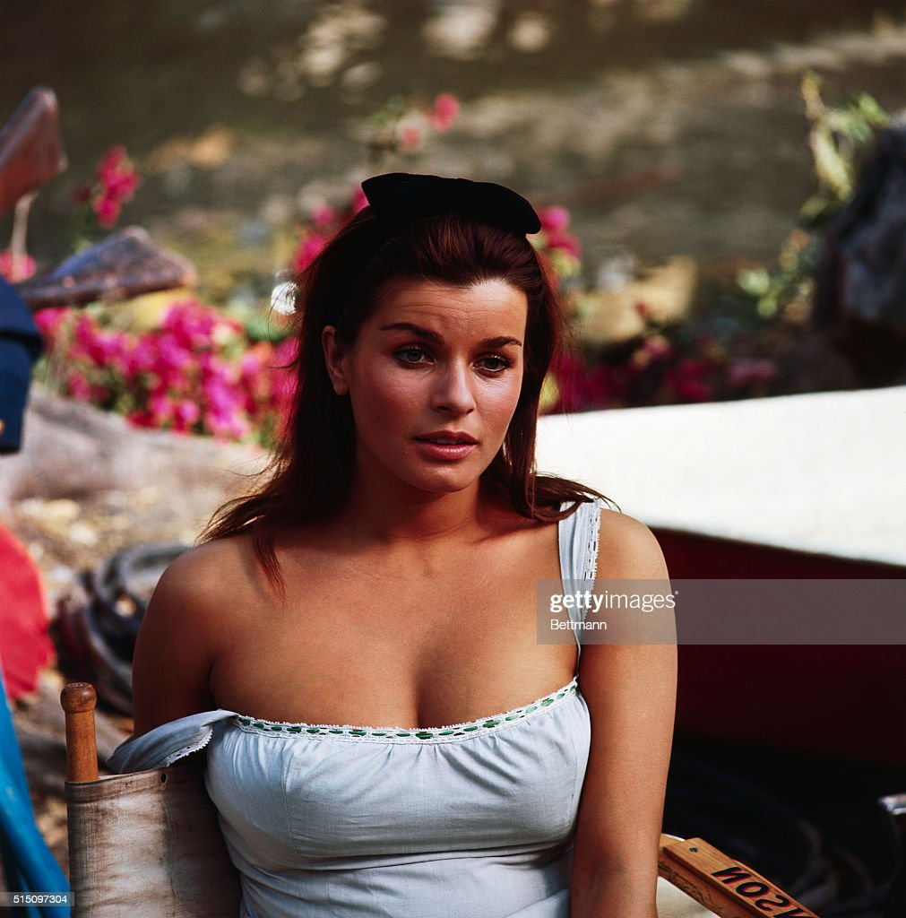 Actress Senta Berger : News Photo