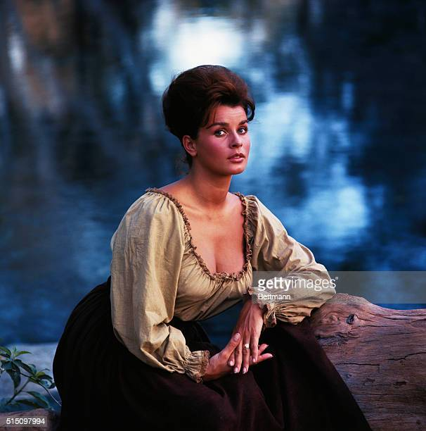 Bathing Beauty Austria's lovely Senta Berger joins the lengthy ranks of actresses who get soaking wet for film posterity In Major Dundee a motion...