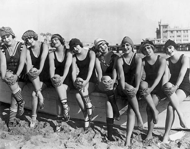 1920s 'Bathing Beauties'