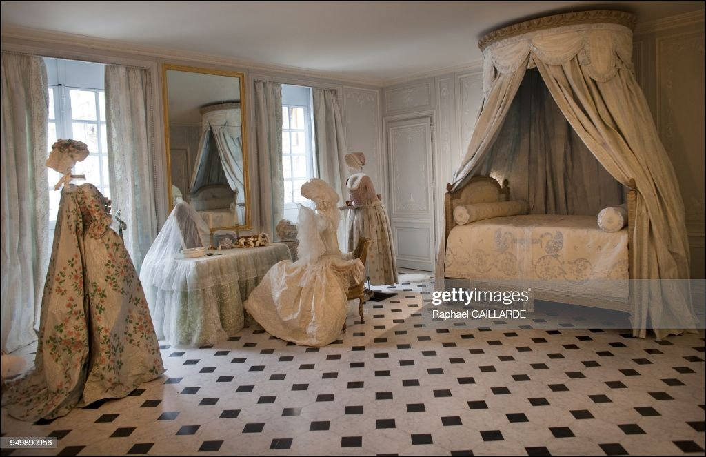 Bathroom Apartment Of Marie Antoinette At Versailles France On Foto Di Attualita Getty Images