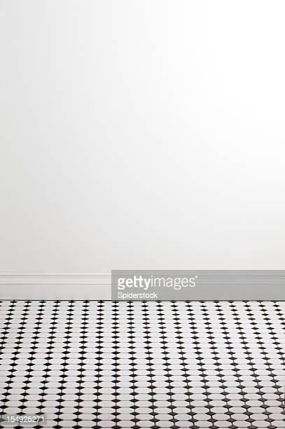 Bathroom Floor and Wall